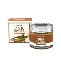 Ампульный крем с экстрактом икры, 70мл, Lebelage Gold Caviar Ampule Cream