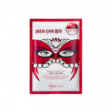 МДХ Dress Маска тканевая для лица Mask Dress Code_Red