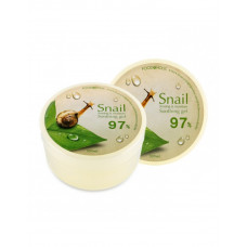 Гель FoodaHolic Snail Firming and Moisture Soothing Gel
