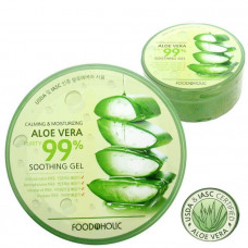 Гель FoodaHolic Calming and Moisturizing Aloe Vera Soothing Gel