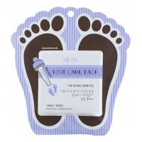 Маска для ног MJ Premium Foot care pack, 20 гр