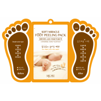 Пилинг для ног MIJIN Foot peeling pack, 30 мл