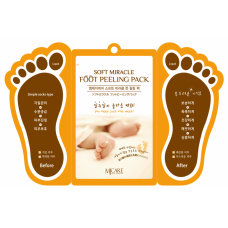 Пилинг для ног MIJIN Foot peeling pack, 30 мл