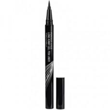 "Подводка для глаз ""Perfect Eyes Long Kinny Gel pen Liner 01"" - черная 0.6г."