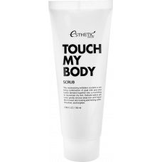 Скраб для тела КОЗЬЕ МОЛОКО Touch My Body Goat Milk Body Scrub, 100 мл