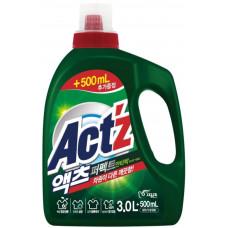 Гель для стирки белья PIGEON ACT'Z Perfect Anti bacteria (bacterium), 3 л + 500 мл