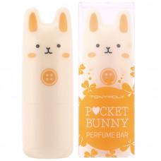 Сухие парфюмированные духи Tony Moly Pocket Bunny Perfume Bar - 01, 9г