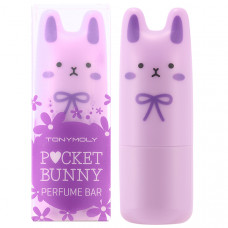 Сухие парфюмированные духи Tony Moly Pocket Bunny Perfume Bar - 03, 9г