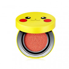 Румяна-кушон Tony Moly Pokemon Pikachu Mini Cushion Blusher, #2