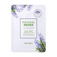 Маска для лица Tony Moly Natural Aroma Lavender Oil Mask, 21 гр
