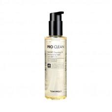 Гидрофильное масло для стойкого макияжа Tony Moly PROCLEAN SMOKY CLEANSING OIL2, 150 мл
