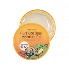 Гель с вытяжкой из слизи улитки Tony Moly Pure Eco Snail Moisture Gel