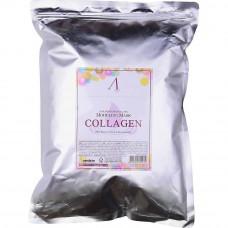 Маска альгинатная с коллагеном укрепляющая (пакет) Anskin Collagen Modeling Mask / Refill, 1кг