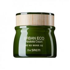 Увлажняющий крем с новозеландским льном The Saem Urban Eco Harakeke Cream, 60 мл
