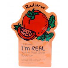 Тканевая маска Tony Moly с экстрактом томата I'm Real Tomato Mask Sheet 21мл