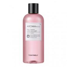 Арома-гель для душа Tony Moly AROMA HEALS BODY CLEANSER SWEET ENERGY 300 мл