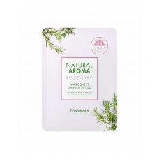 Маска для лица Tony Moly Natural Aroma Rosemary Oil Mask, 21 гр
