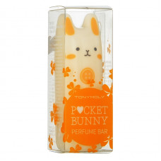 Сухие парфюмированные духи Tony Moly Pocket Bunny Perfume Bar - 02, 9г