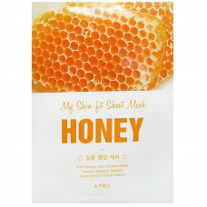 Маска для лица A'Pieu Skin-Fit Sheet Mask Honey