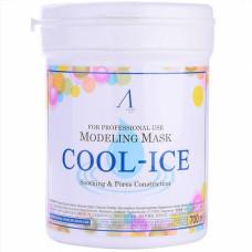 Маска альгинатная с охлажд. и успок. эффектом Anskin Cool-Ice Modeling Mask, (банка) 700мл