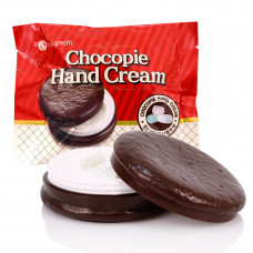 Крем для рук The Saem Chocopie Hand Cream Cookies & Cream