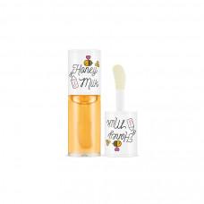 Масло для губ с молоком и медом A'PIEU Honey & Milk Lip Oil, 5 г.