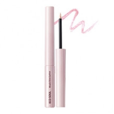 Подводка для глаз сияющая The Saem EYE Eco Soul Miracle Shine Eyeliner PK01 Coral Pink, 2,7мл