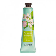 Крем для рук парфюмир. увлаж. The Saem Perfumed Hand Moisturizer -Apple Blossom- 30мл