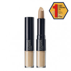 Двойной консилер тон 1.5 The Saem Cover Perfection Ideal Concealer Duo