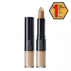 Двойной консилер тон 2  The Saem Сover Perfection Ideal Concealer Duo