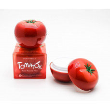 Осветляющая крем-маска для лица Tony Moly с томатом Tomatox Magic Massage Pack, 80г