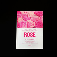 Маска для лица A'PIEU Skin-Fit Sheet Mask Rose