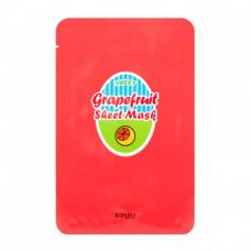 Маска для лица с грейпфрутом A'PIEU Grapefruit mask sheet