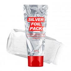 Маска-пленка фольга A'PIEU Silver Foil Pack