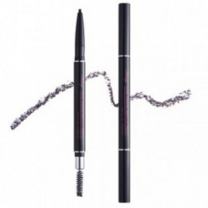 Карандаш для бровей Fascy Easy Styling Eyebrow Pencil Black, черный