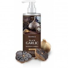 Шампунь для волос с экстрактом черного чеснока DEOPROCE SHAMPOO - BLACK GARLIC INTENSIVE ENERGY, 1000мл