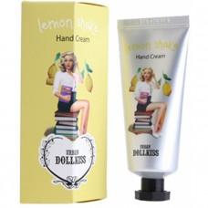 Лимонный крем для рук смягчающий Baviphat Urban Dollkiss Lemon Shake Hand Cream