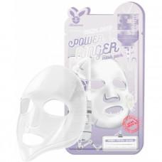 Маска для лица тканевая омолаживающая Elizavecca MILK DEEP POWER RING MASK PACK, 23мл