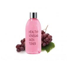 Тонер для лица КРАСНОЕ ВИНО Realskin Healthy vinegar skin toner (Grape wine), 300 мл