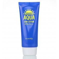 Лосьон солнцезащитный увлажняющий Secret Key Thanakha Aqua Sun Lotion SPF35,PA+++, 100гр