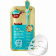 Гидрогелевая маска для проблемной кожи Mediheal P.D.F A.C-DEFENSE NUDE GEL-MASK
