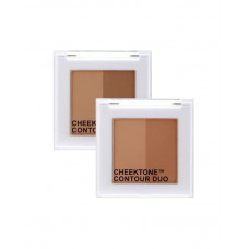 Румяна CHEEKTONE CONTOUR DUO CT01, 4.2 г.
