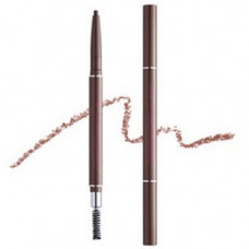 Карандаш для бровей Fascy Easy Styling Eyebrow Pencil Brown, коричневый