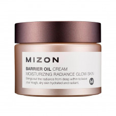 Крем для лица с маслом оливы MIZON BARRIER OIL CREAM