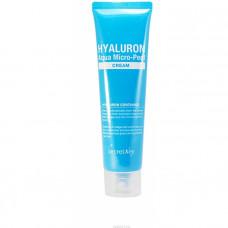 Крем гиалуроновый Secret Key Hyaluron Aqua Micro-Peel Cream