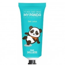 Крем для рук Baviphat Urban Dollkiss It's Real My Panda Hand Cream #04 DELI LOTUS 30гр