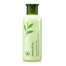 Освежающий тонер с зеленым чаем Innisfree Green tea fresh skin