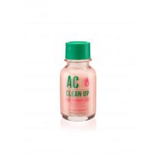 Спот для чувствительной кожи Etude House AC Clean Up Pink Powder Spot
