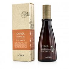 Тонер против морщин с грибами чага The Saem CHAGA Anti-wrinkle Skin, 160 мл