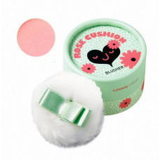 Румяна компактные The Face Shop Lm.C Pastel Cushion Blusher 01 Rose, Роза, 5гр